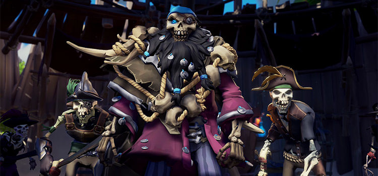 The Best Skeleton Types in Sea Of Thieves