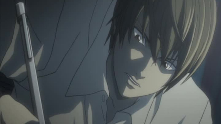 Yagami Light from Death Note