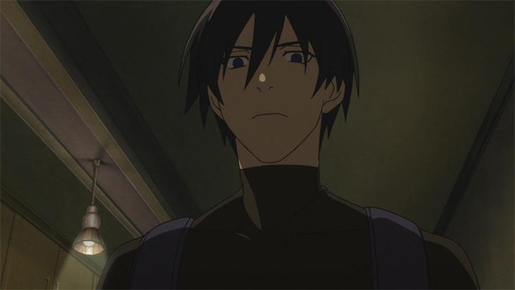Hei from Darker Than Black anime
