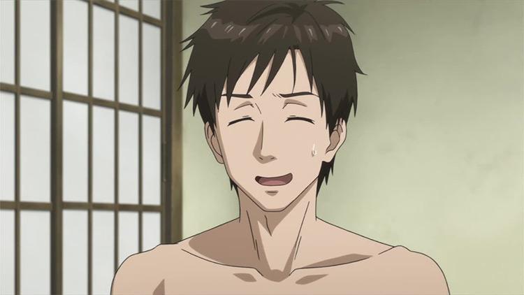 Shinichi Izumi from Parasyte anime