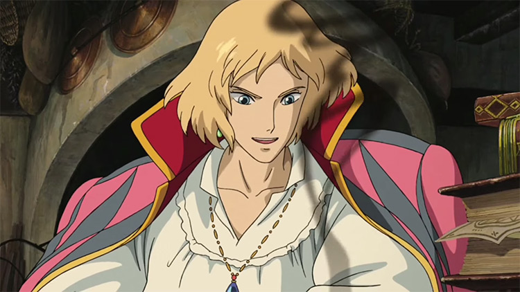 Howl Jenkins Pendragon from Howl's Moving Castle
