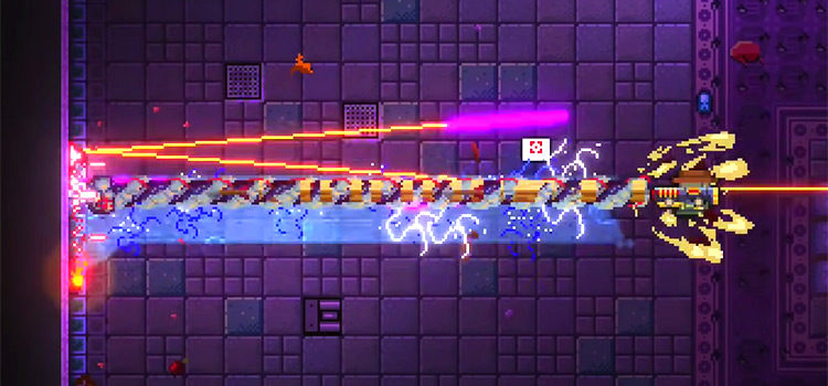 The Best Duct Tape Combos in Enter the Gungeon