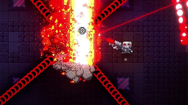Enter the Gungeon Gungine + Mourning Star gameplay screenshot