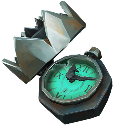 Ghost Pocket Watch in Sea of Thieves