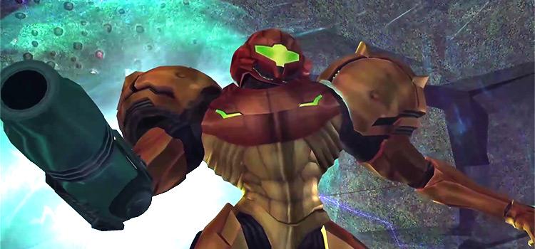 Metroid Prime 2 for GameCube (Screenshot)