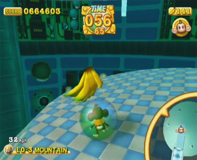Super Monkey Ball 2 GCN screenshot