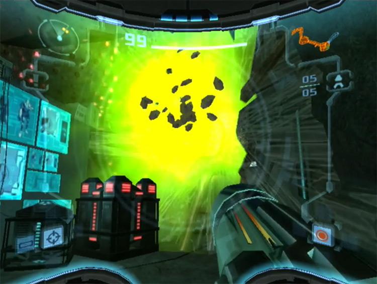 Metroid Prime 2: Echoes GCN screenshot