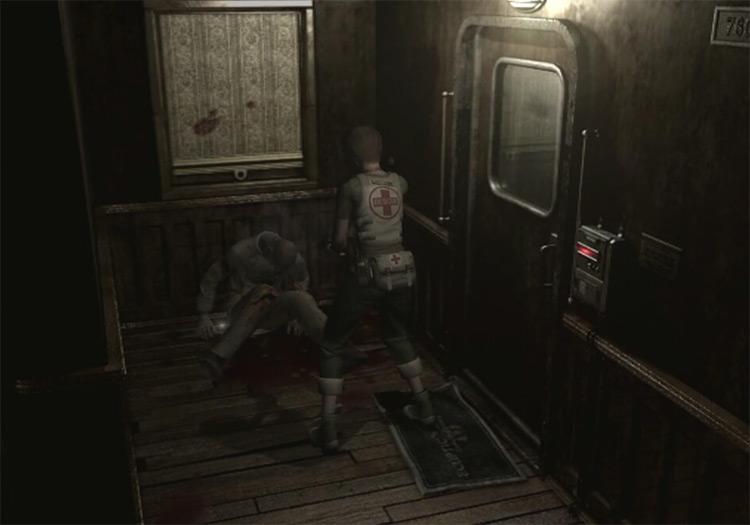 Resident Evil Zero (2002) screenshot