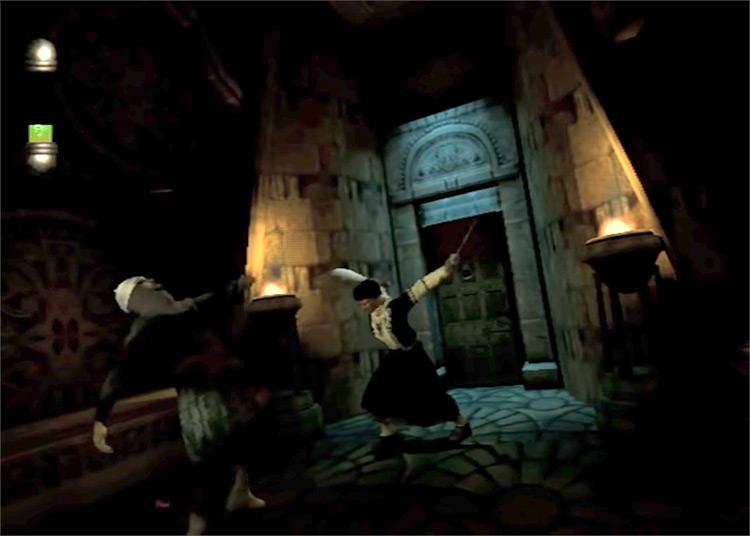 Eternal Darkness: Sanity's Requiem game screenshot