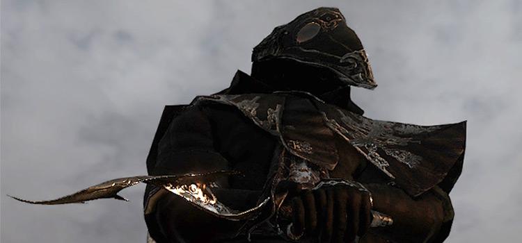 DS2 Baneful Razor Dagger Mod Preview