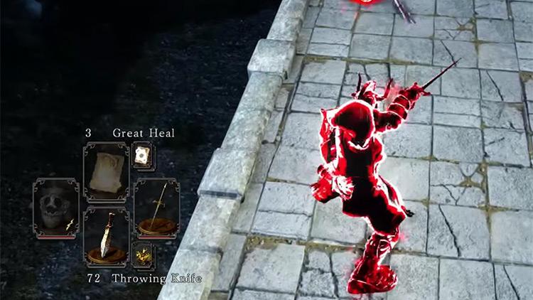Umbral Dagger / Dark Souls 2 gameplay screenshot