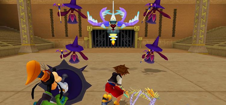 Hades Cup Screenshot from Kingdom Hearts 1.5 HD