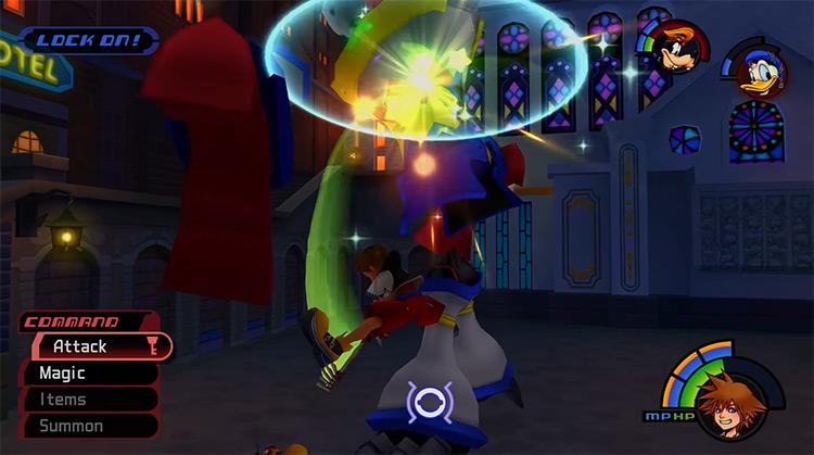 Traverse Town Battle / Kingdom Hearts 1.5 HD ReMIX