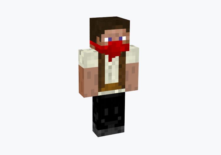 General Classic Cowboy / Minecraft Skin