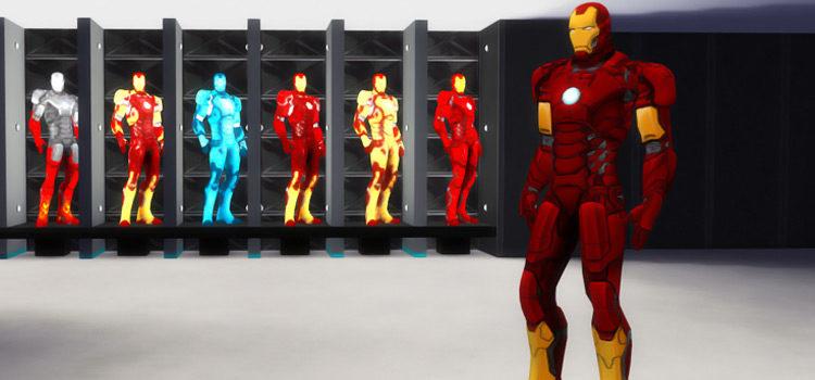 Sims 4 Iron Man CC & Mods (All Free)