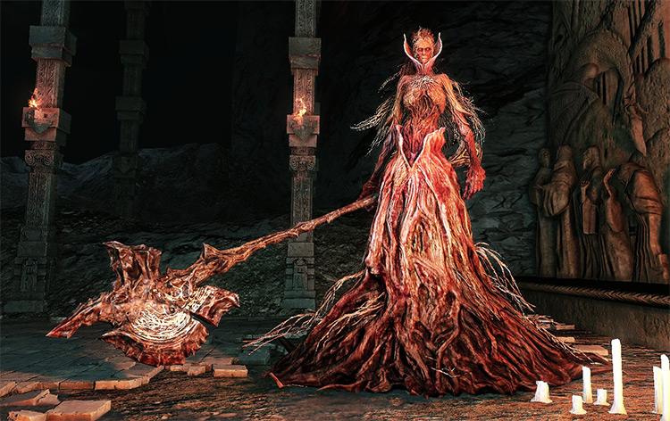 Elana, Squalid Queen in DS2
