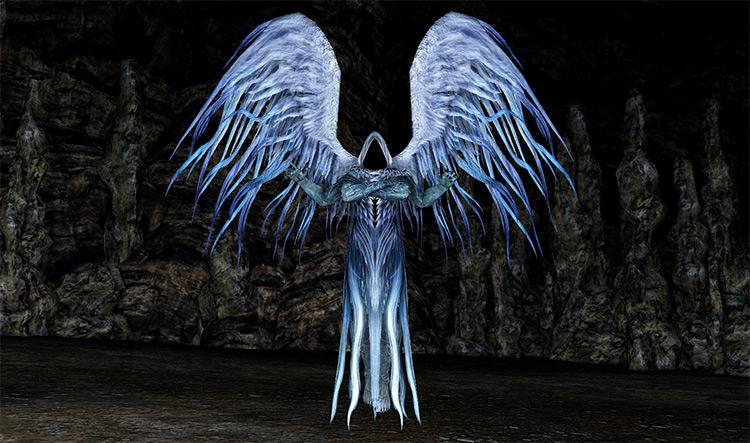 Darklurker from Dark Souls 2