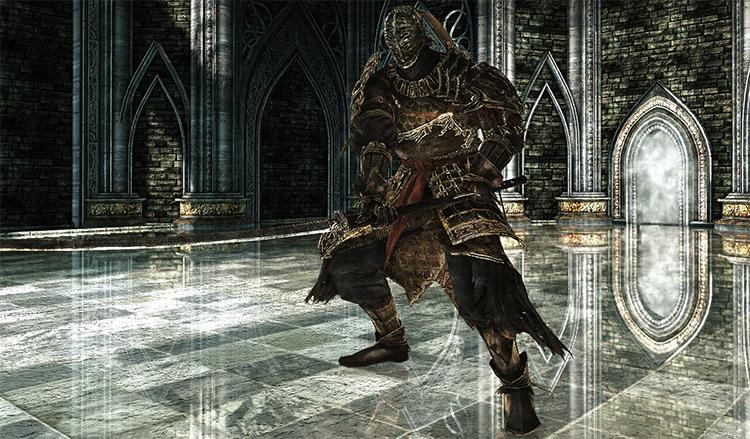 Sir Alonne Dark Souls 2