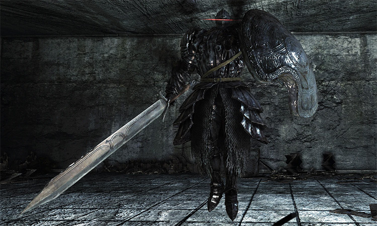 The Pursuer Dark Souls 2 screenshot