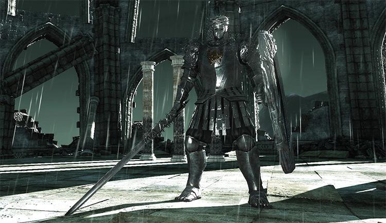 Looking Glass Knight Dark Souls 2