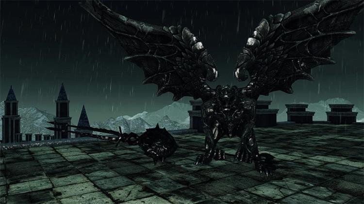 Belfry Gargoyles from Dark Souls 2