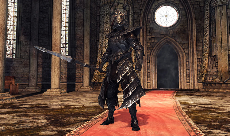 Old Dragonslayer Dark Souls 2 screenshot