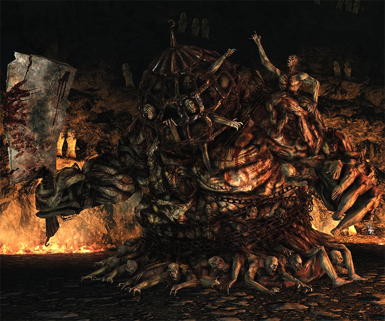 The Rotten Dark Souls 2