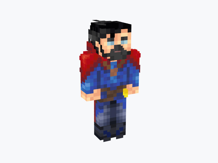 Marvel's Dr. Strange / Minecraft Skin