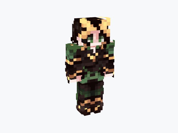 Loki Character / Minecraft Skin