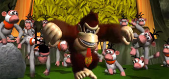 Donkey Kong Jungle Beat GCN Preview