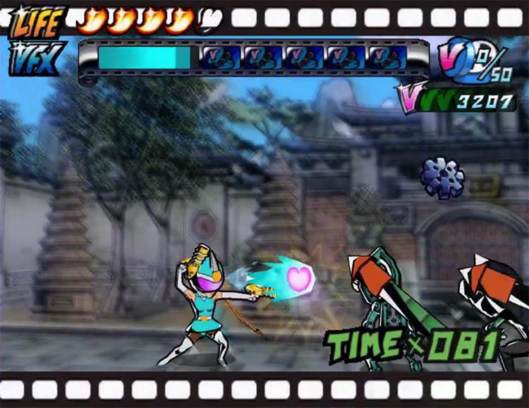 Viewtiful Joe 2 GameCube screenshot