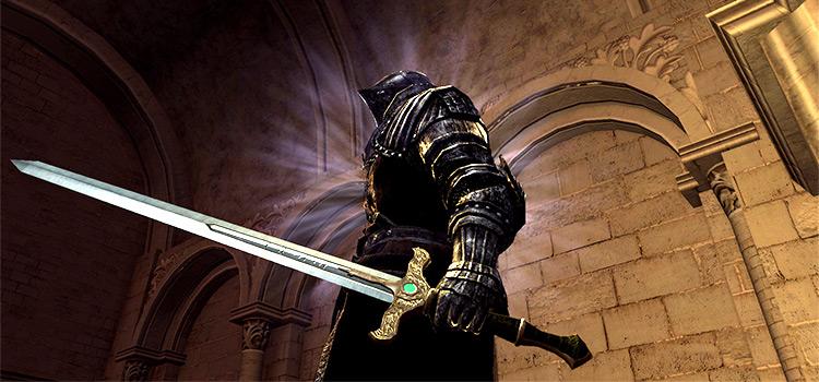 Dark Souls Astora Straightsword Modded Preview