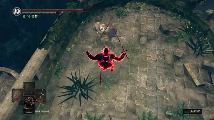 Dark Souls Remastered Balder Side Sword screenshot