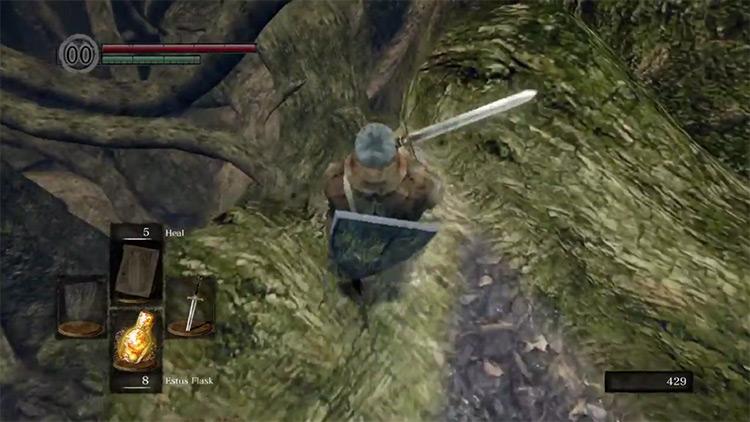 Dark Souls Remastered Astora's Straight Sword screenshot