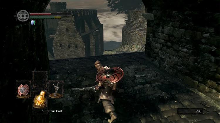Dark Souls Remastered Drake Sword screenshot