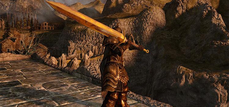 The Best Strength Weapons in Dark Souls 2