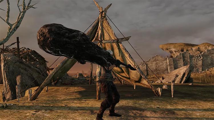 Dark Souls 2 Smelter Hammer screenshot
