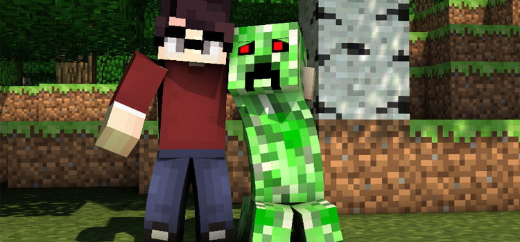 The Best Minecraft Skins With Glasses (Boys + Girls)