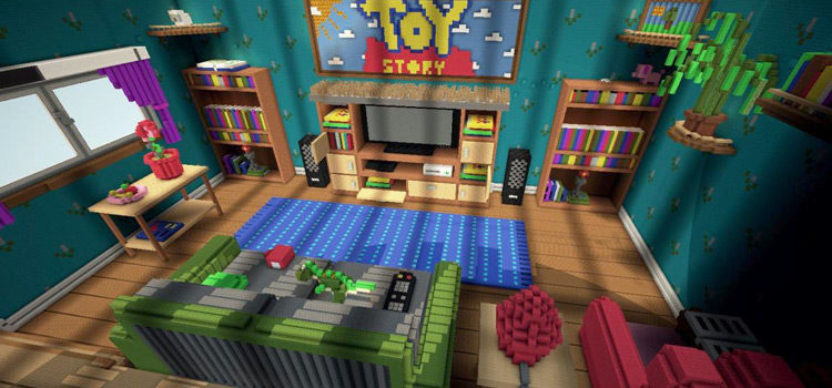 Minecraft Toy Story Mods, Skins & Maps (All Free)