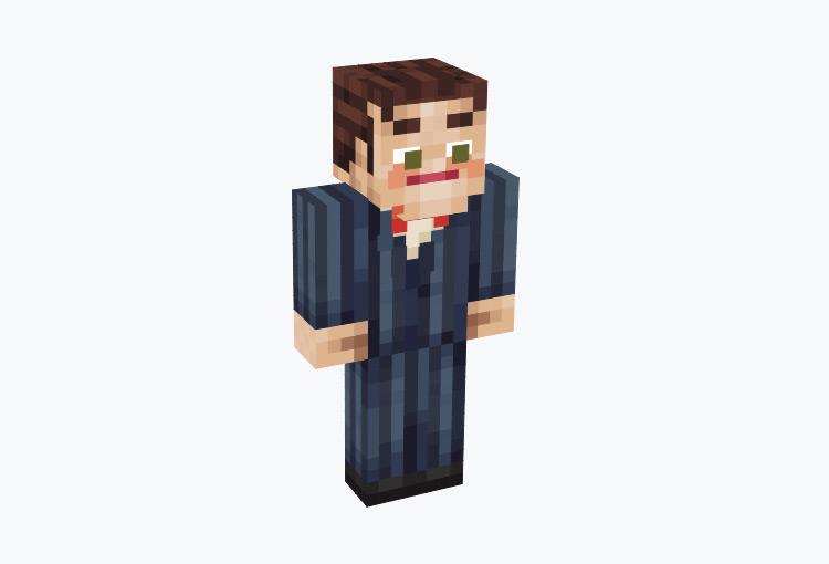 Toy Story Benson Skin for Minecraft