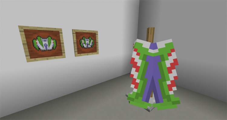 Buzz Lightyear Resource Pack Preview (Minecraft)