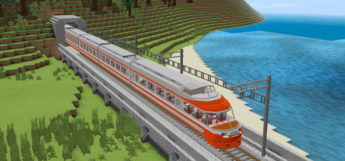 Real Trains Addon Preview for Minecraft & Minecraft PE