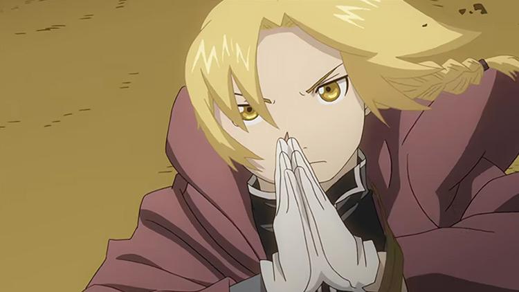 Fullmetal Alchemist: Brotherhood Opening Song Again screenshot