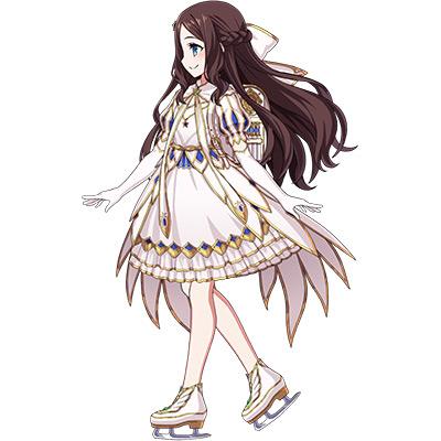 FGO Da Vinci Lily - Rider Sprite