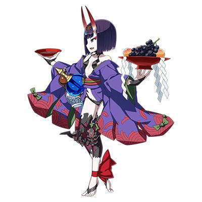 FGO Shuten Doji - Assassin Sprite