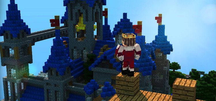 Best King & Queen Minecraft Skins For True Royalty