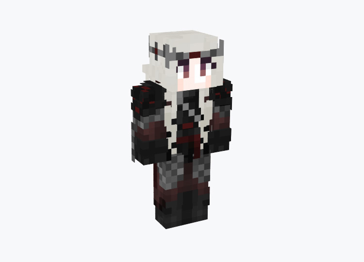 Daenerys the Conqueror Character / Minecraft Skin