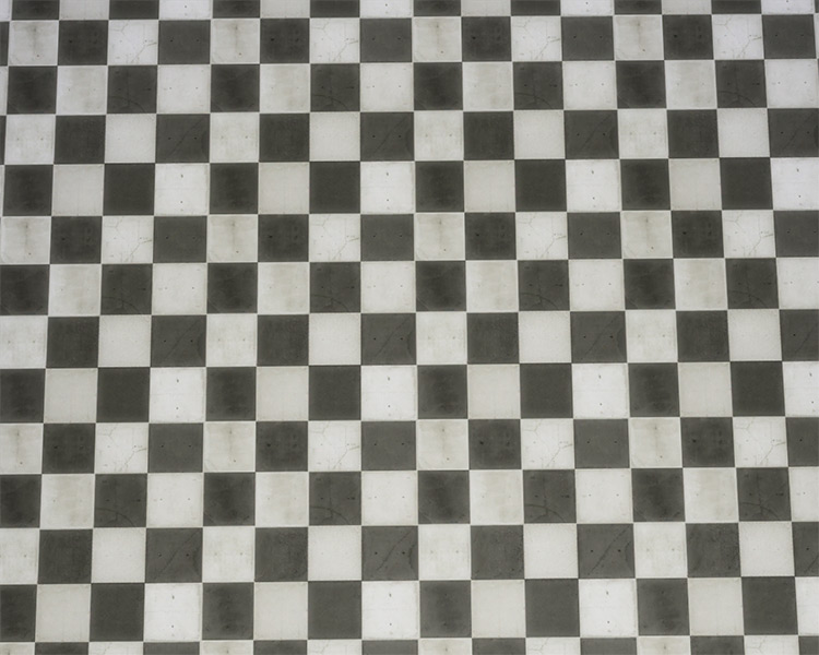 Old Floor Tile Set for The Sims 4