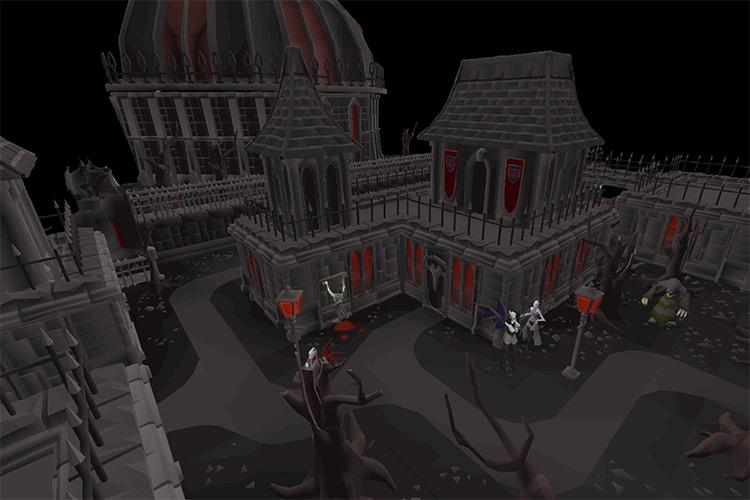 The City of Darkmeyer in OSRS screenshot