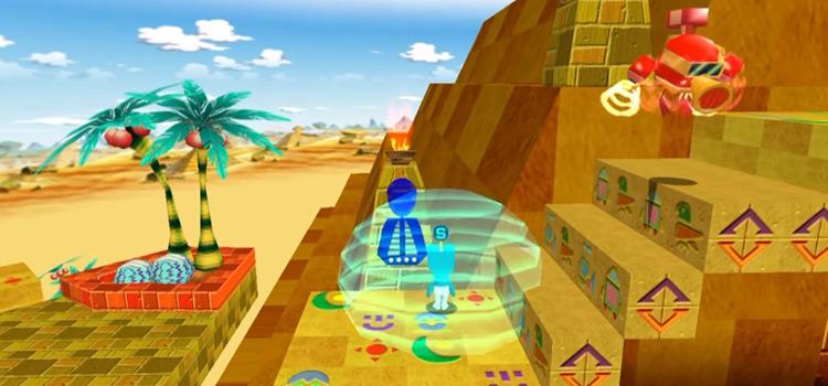 Super Magnetic Neo Dreamcast Screenshot